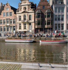 Congres 'A window on Ghent'